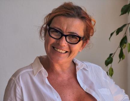 La profesora Clara Grima