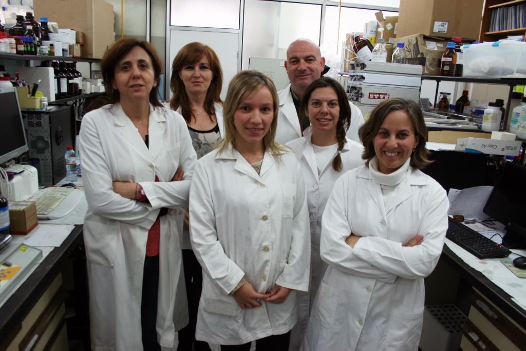 Grupo de investigación Color y Calidad de los Alimentos