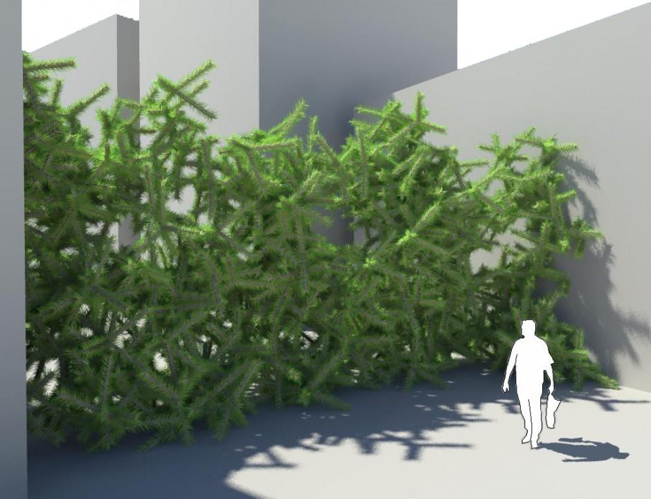 Panel aislante 100% orgánico y biodegradable, crecido a partir de residuo agrícola y micelio de hongo