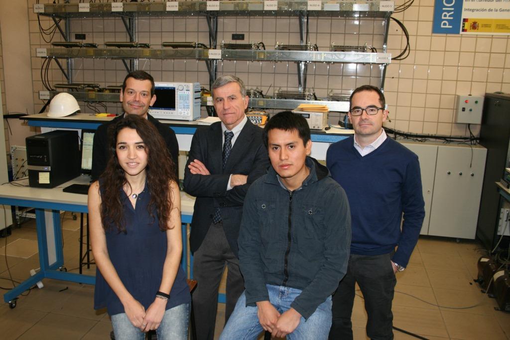 Grupo de investigación de Sistemas Eléctricos de Potencia de la Universidad de Sevilla