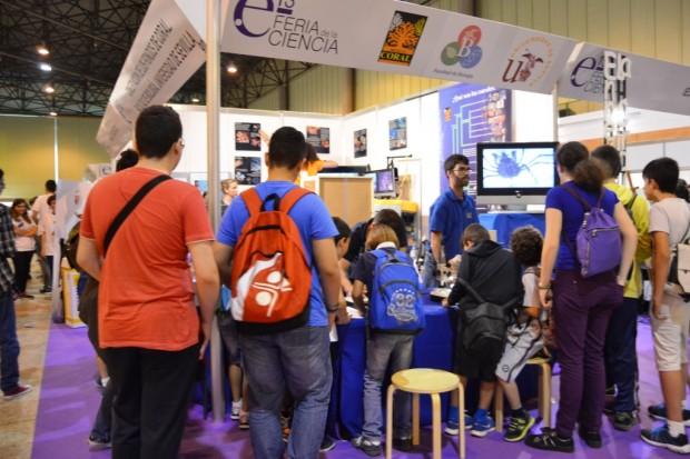 Feria de la Ciencia 2015