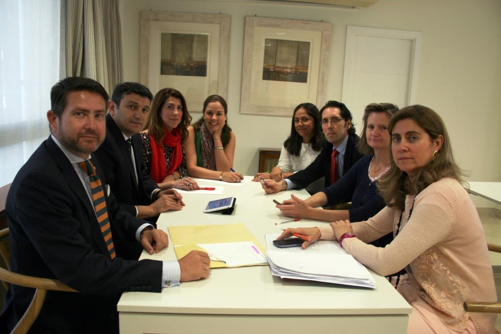 Investigadores de la US del proyecto chileno