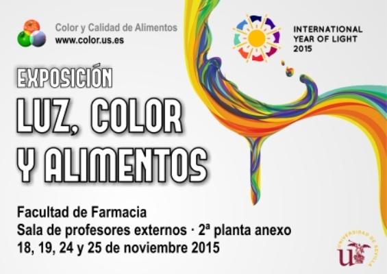 Cartel Exposición Farmacia