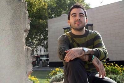 El investigador Enrique Roldán