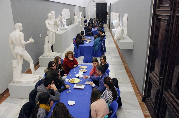 Café con Ciencia Histórica 2016