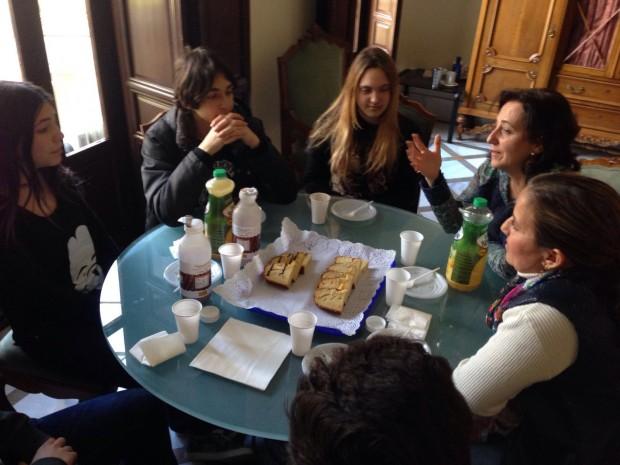 Café con Ciencia con Isabel Mª Vicario