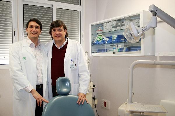 Daniel Torres y José Luis Gutiérrez
