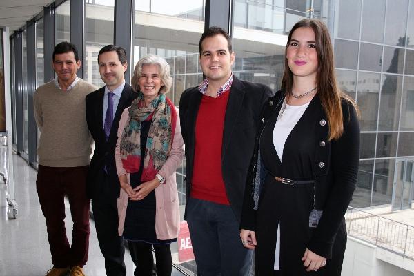 Grupo de Investigación liderado por Cecilia Gómez-Salvago
