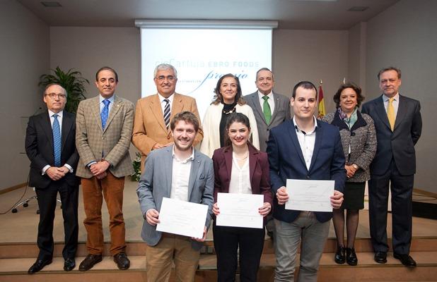 Premio cicCartuja Ebro Foods