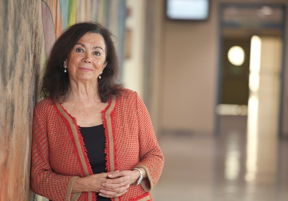 Laura M Roa, directora del grupo de investigación