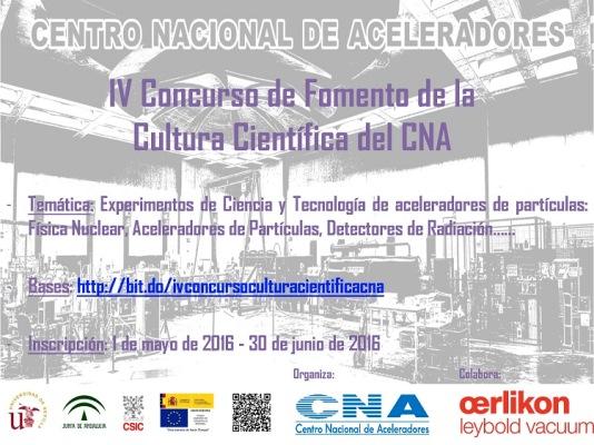 IV Concurso de Fomento de la Cultura Cientfica