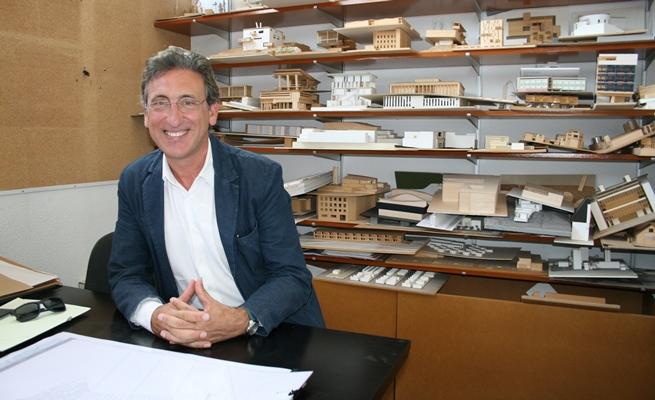 El investigador Santiago Quesada-García