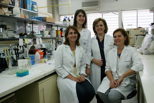 Expertas del Grupo de Investigación en Farmacología Cardiovascular de la US