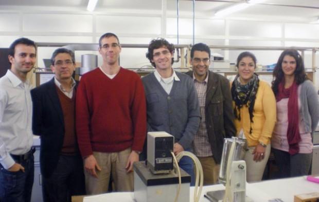 Grupo de investigación Tecnología y Diseño de Productos Multicomponentes de la US