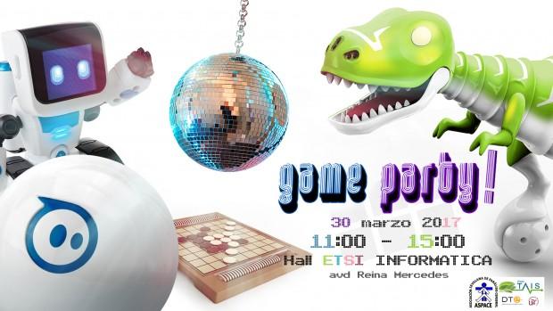 Game Party ETSIII 2017