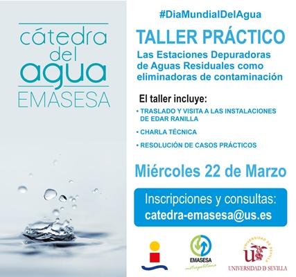Taller Día Mundial del Agua