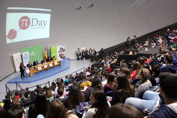 Evento en el Centro de Profesorado de Sevilla