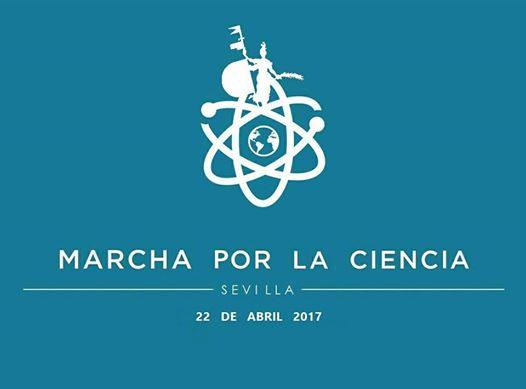Marcha por la Ciencia en Sevilla 2017