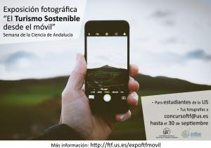 La US organiza la exposición fotográfica 'El turismo sostenible desde mi móvil'
