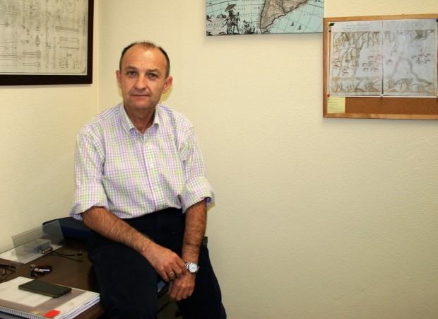 Manuel Morato, investigador de la US