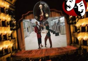 La obra de teatro sobre Antonio de Ulloa en el corazón de Sevilla