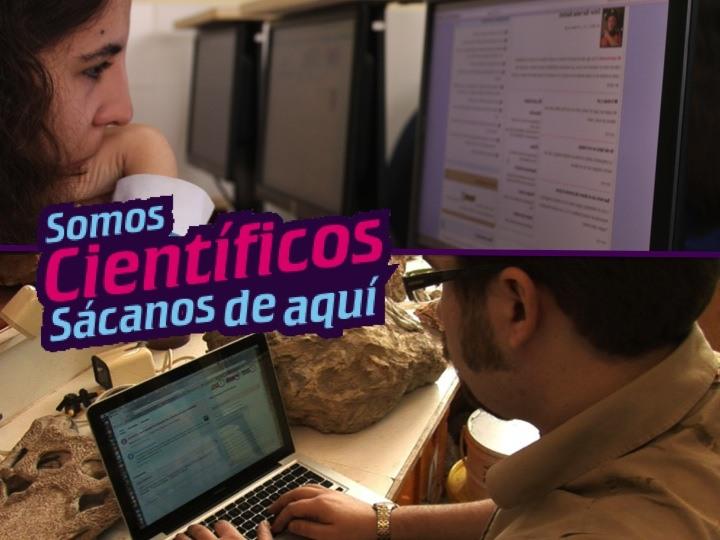 Un investigador de la US seleccionado para participar en Somos Científicos ¡Sácanos de aquí!