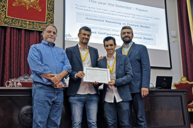 Most Influential Paper Award 2017