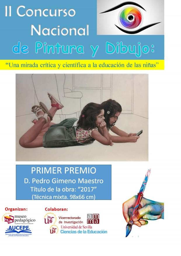 PRIMER PREMIO: D. Pedro Gimeno Maestro. Vera (Almería)