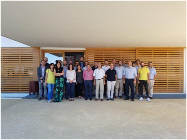 Miembros del proyecto IDIAqua