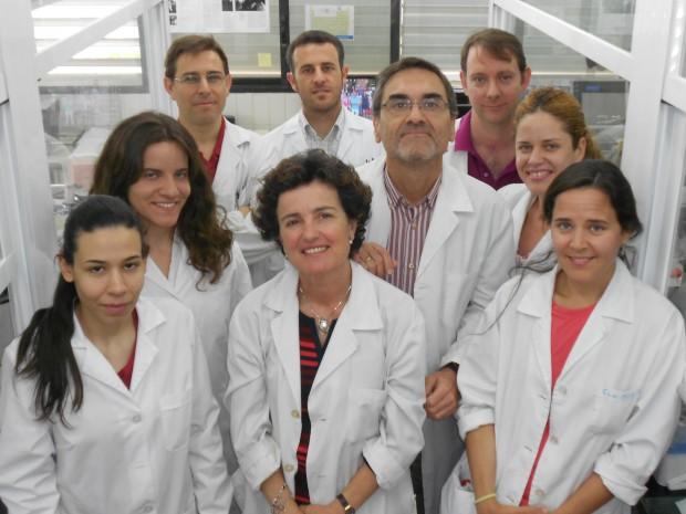 grupo de investigación Química bioorgánica de carbohidratos