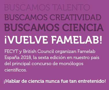 Famelab 2018
