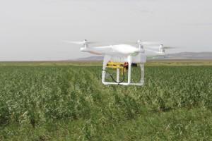 Drones y robots para impulsar el despliegue de energías renovables