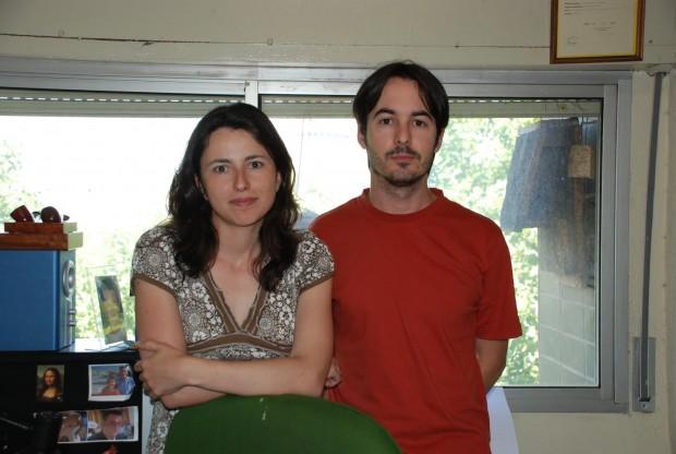 Susana Redondo y Enrique Mateos