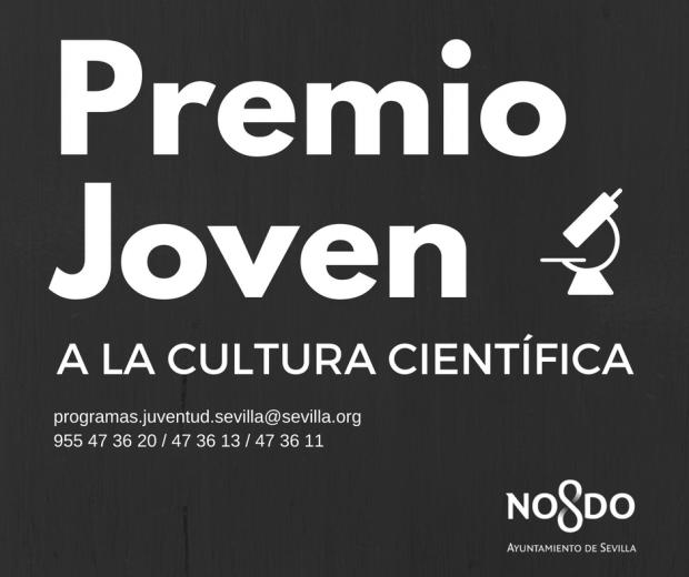 'Premio Joven a la Cultura Científica'