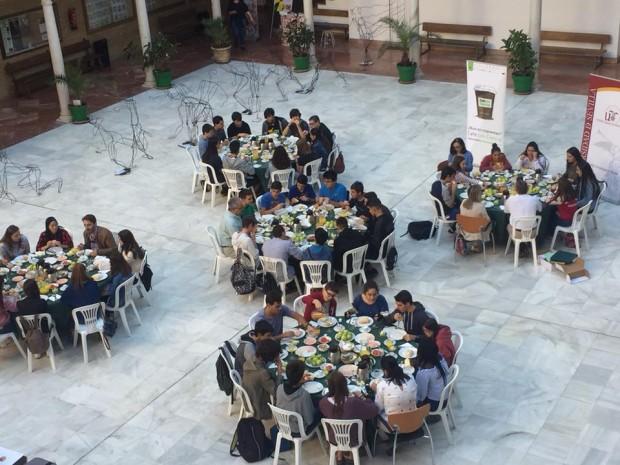 Café con Ciencia en la Facultad de Bellas Artes 2017