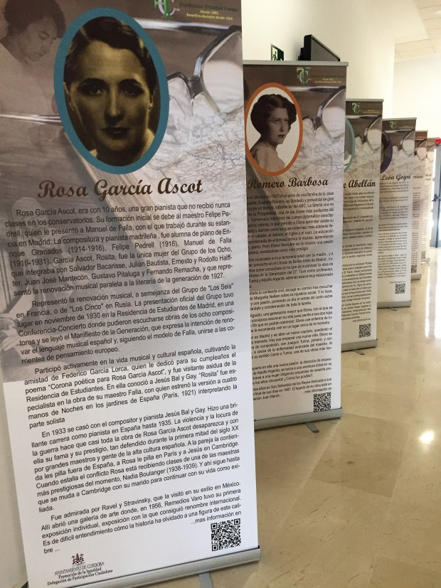 Exposición en el CITIUS Celestino Mutis