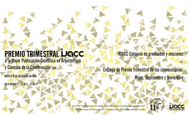 Coloquio IUACC 2018