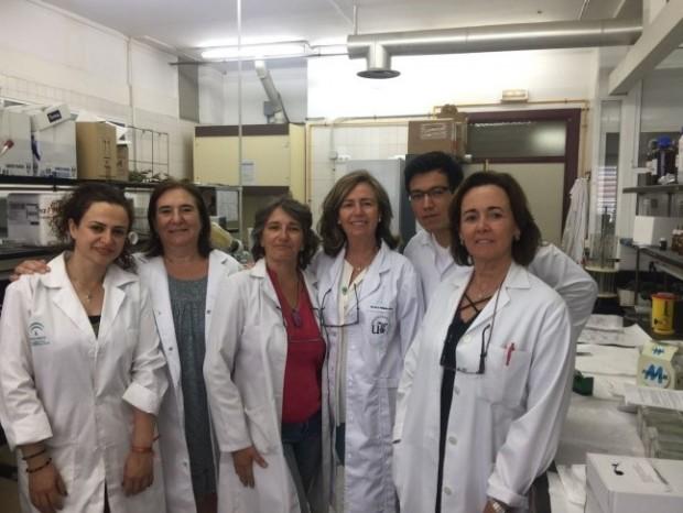 Grupo de investigación Plantas Medicinales de la Universidad de Sevilla