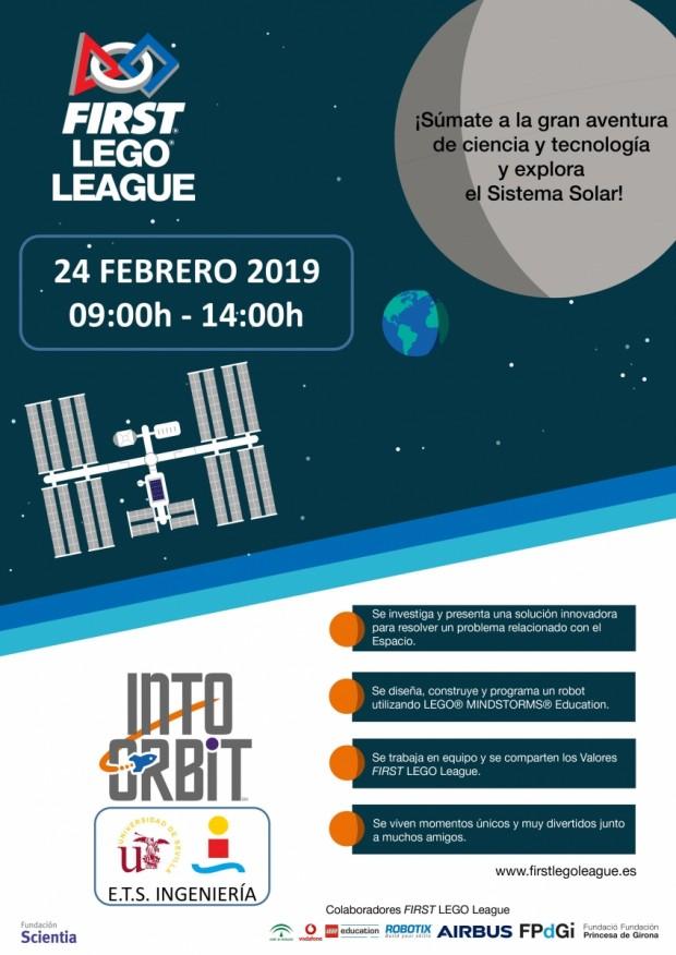 Torneo Clasificatorio FIRST LEGO League Sevilla