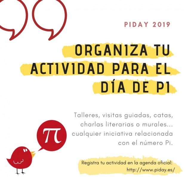 Participa en el Pi Day