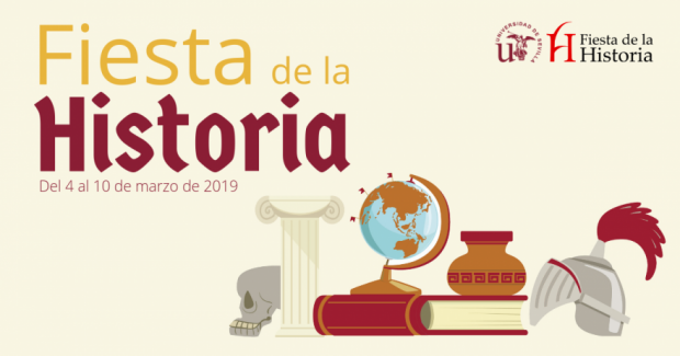 Cartel Fiesta de la Historia en la US 2019