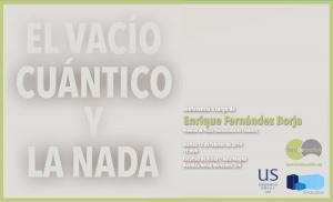 Conferencia de Enrique Fernández Borja en la US