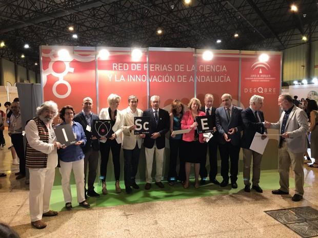 Inauguración Feria de la Ciencia 2019
