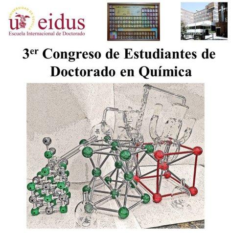 el 3er Congreso de Estudiantes de Doctorado en Química