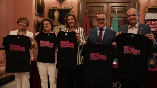 Acto de presentación de la #NightSpain Sevilla 2019