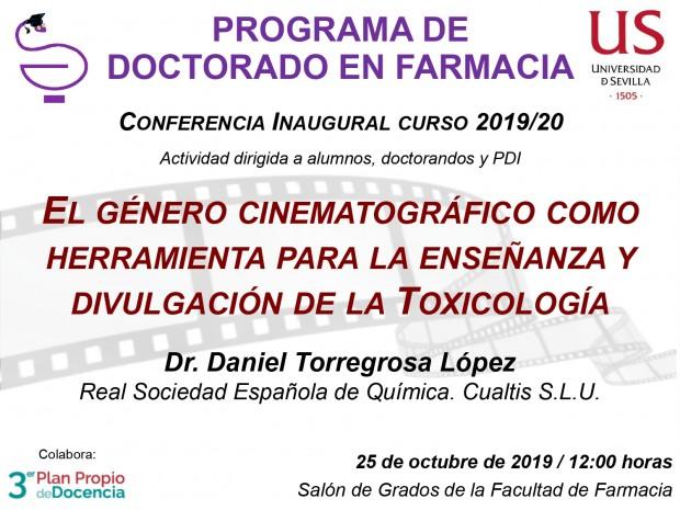 Conferencia Torregrosa 2019