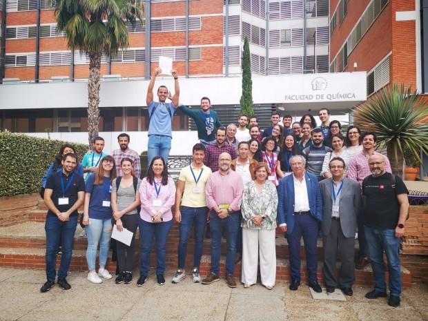 Participantes del 3º Congreso de Doctorado en Química