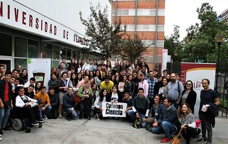 Café con Ciencia 2019