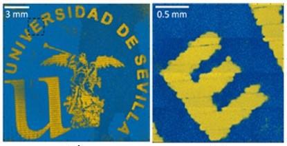 Imagen 3D con nanopartículas de or